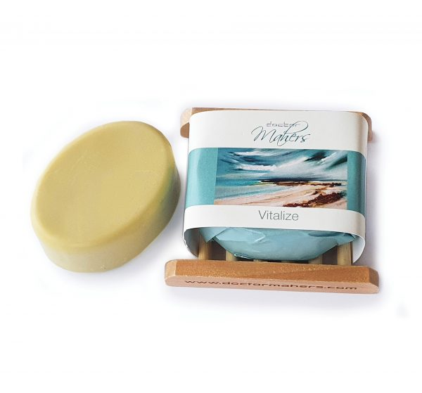 Vitalize cleansing bar